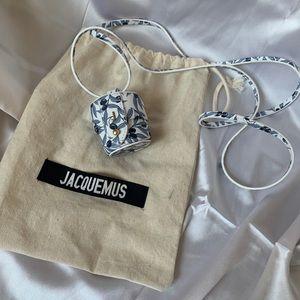 Jacquemus Micro Vanity Pouch.